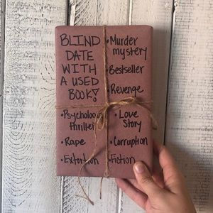 Blind Date With a Used Book!